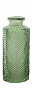 Bilde av Minivase, Amadeo bølge, grønn 13 cm