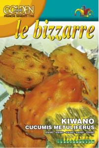 Bilde av Kiwano - Cucumis metuliferus