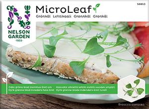 Bilde av Micro Leaf, Grønnkål-