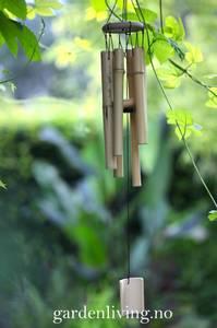 Bilde av Vindspill / uro, bambus