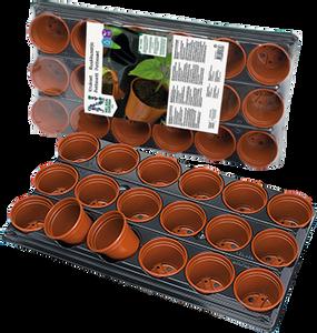 Bilde av Pottesett med undervanningmatte 18 potter