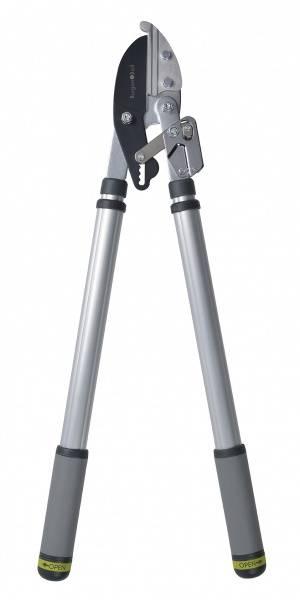 BB Greinsaks med utveksling og teleskopisk håndtak