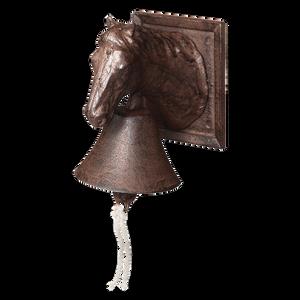 Bilde av Dørbjelle, hestehode