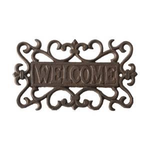 Bilde av Dørskilt - welcome