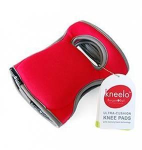 Bilde av Knebeskyttere 2-pk, Kneelo® – rød