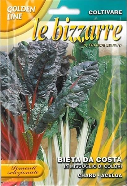 Mangold 'Fargeblanding' - Beta vulgaris